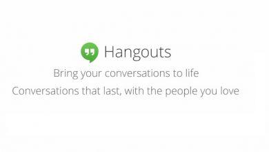 Google Hangouts for PC