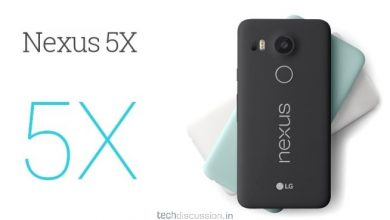 Photo of Google Nexus 5X announced, Will go on Sale in October starting at $379
