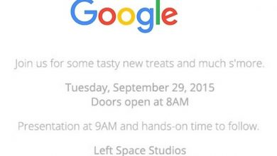 Photo of Google announces Launch Event on September 29, Probably Nexus 5X, Nexus 6P and Android Marshmallow coming