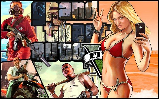 GTA 5 Saves