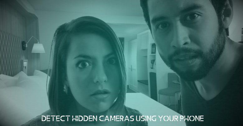 Hidden Camera Ditector Apps