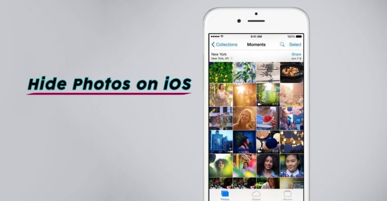 Hide Pictures on iOS