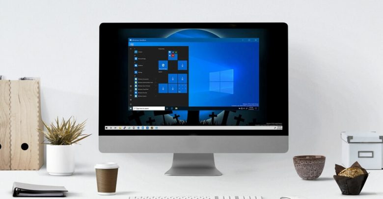 How to Windows 10 Sandbox
