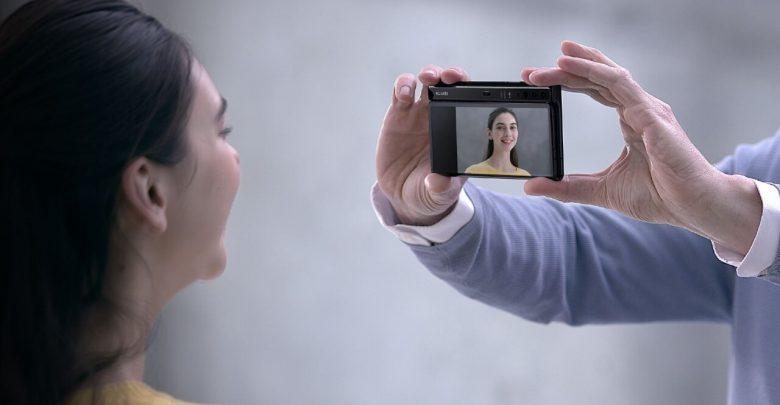 Huawei Mate X 5G Camera
