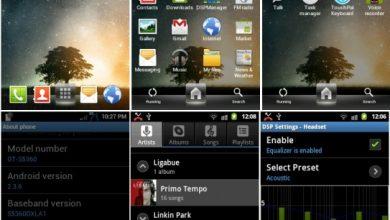 Photo of Download InfectedRom Blazed Custom ROM for Samsung Galaxy Y