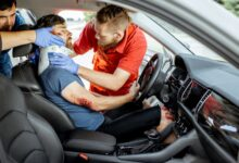 Photo of 5 Common Injuries You Get From A Car Crash