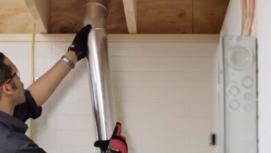 Photo of How to Install a Dryer Vent in a Tight Space –  2020 Guide