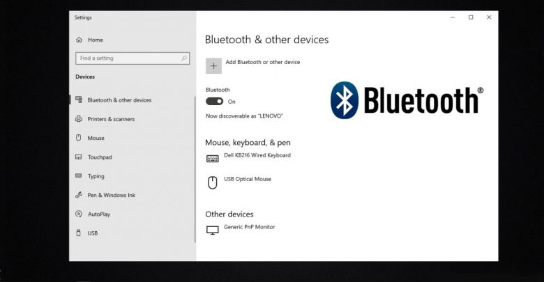 Installing Bluetooth in Desktop