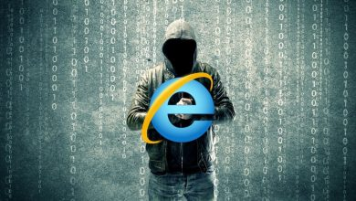 Internet Explorer Threat