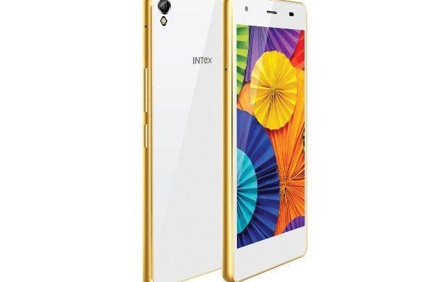 Intex Aqua Ace Phone