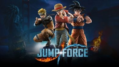 Jump Force Save Game