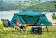 Photo of Top 3 Tent Cots for Camping 2020