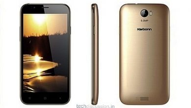 Photo of Karbonn Aura with 5 Inch Display launched at Rs. 4990