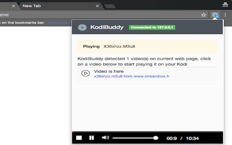 KodiBuddy