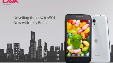 Photo of Download Lava Iris 501 Android 4.1 JellyBean Official Firmware