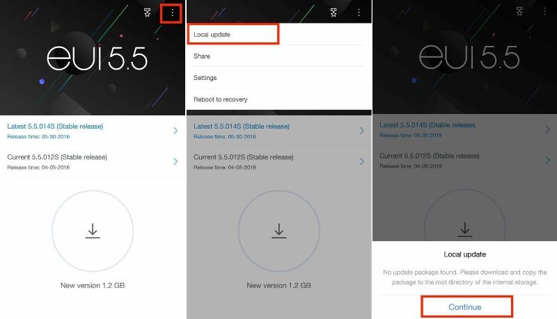 Photo of How to update Le Max and Le 1S to official EUI 5.5.014S