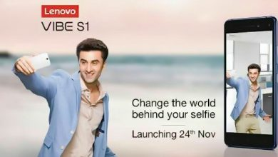 Photo of Lenovo Launches Vibe S1 with Two selfie cameras, 3GB RAM and 4G for Rs. 15999