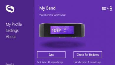 Photo of Microsoft Band Sync App leaked in Apple App Store