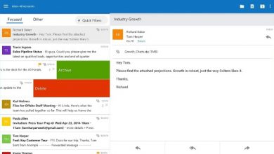 Photo of Microsoft Outlook for Android and iOS