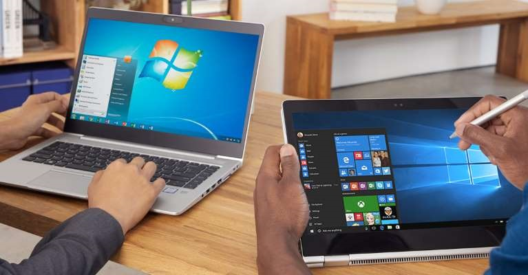Microsoft Windows 7 Support to End