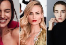 Photo of 8 Most Popular Models Born in Russia