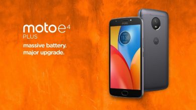 Photo of Moto E4 and Moto E4 Plus with Android 7.1 and 5000mAh Battery at Budget Price Announced