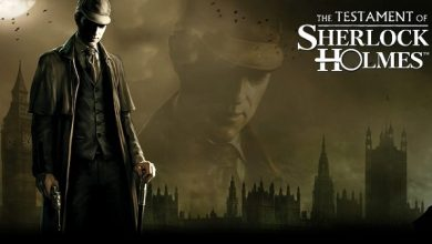 Photo of The New Adventures of Sherlock Holmes: The Testament of Sherlock Patch