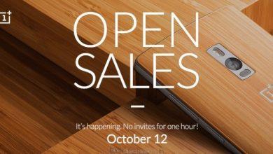 OnePlus 2 Open Sale