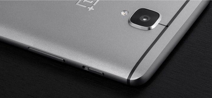 OnePlus 3 Slider