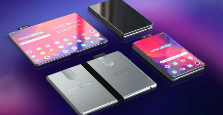 Oppo Foldable Phone Picture