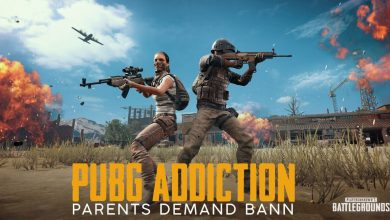 PUBG Addiction Incidents