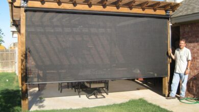 Photo of 6 Tips For Choosing The Right Patio Shade Screen