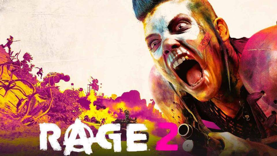 Rage 2 Error Troubleshooting