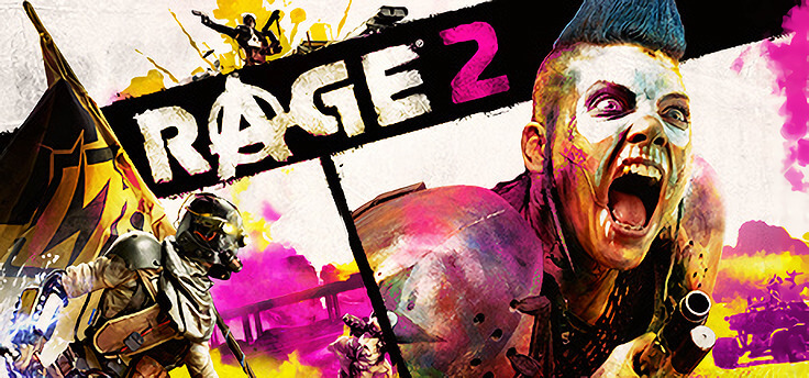 Rage 2 Trainer Download