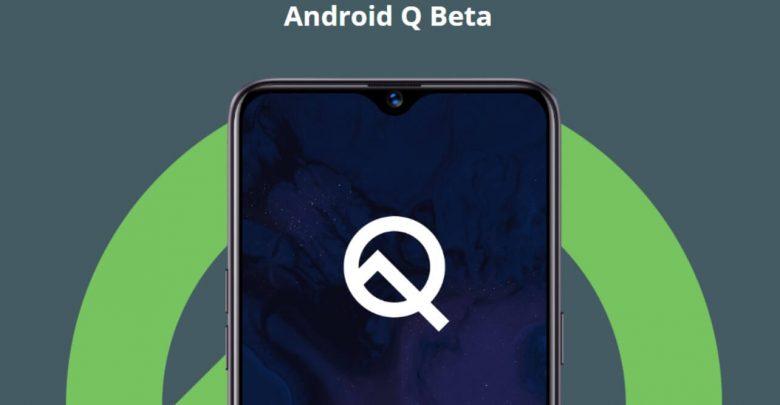 Realme 3 Pro Android Q Beta Program
