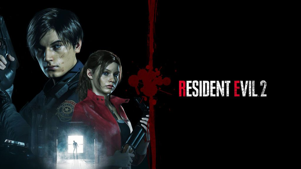 Resident Evil 2 Biohazard PS4 Save Game