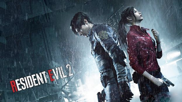 Resident Evil 2 Delux Edition