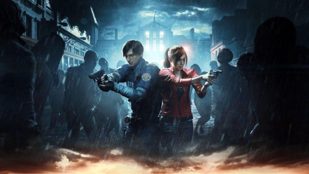 Resident Evil 2 Errors