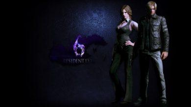Resident Evil 6 Save
