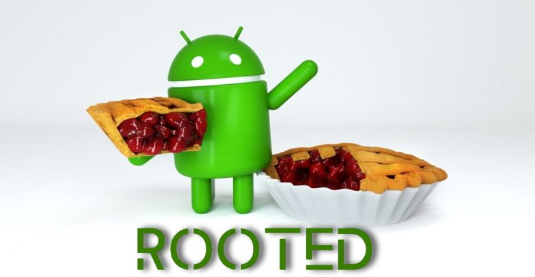 Root Android 9 Pie