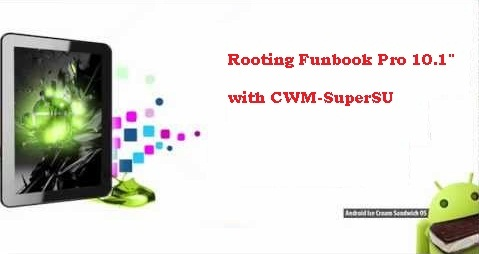 Rooting Funbook Pro