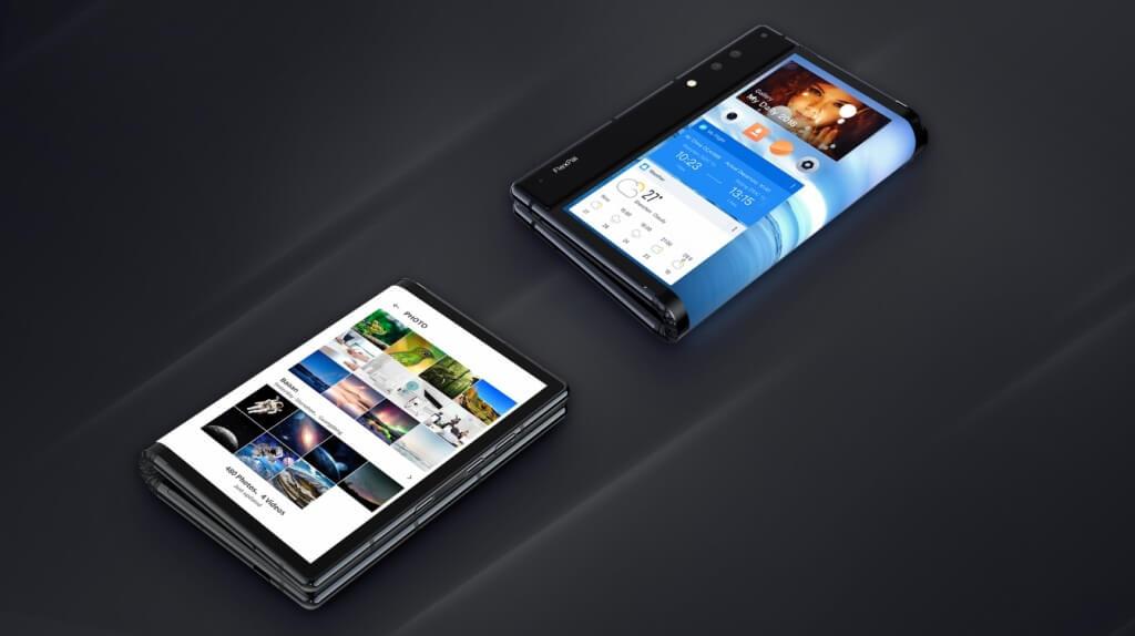 Royale FlexPai Foldable Smartphone