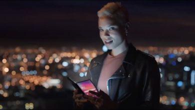 Samsung Foldable Phone Leaked