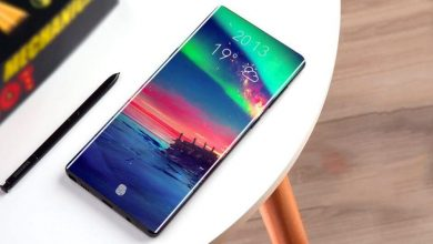 Samsung Galaxy Note 10 Concept