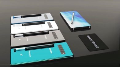 Samsung Galaxy Note 10 Variants