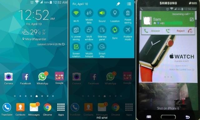 Samsung Galaxy Note 2 GenNxt Note 4 Custom ROM