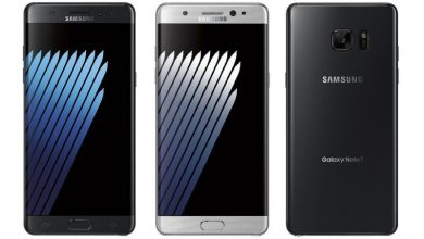 Photo of Samsung Galaxy Note7 press images surfaced, Confirms curved-edge screen and Iris scanner