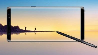Samsung Galaxy Note8 Phone