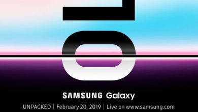Photo of Samsung Galaxy S10 Unpacked Launch Event Announced for February 20th