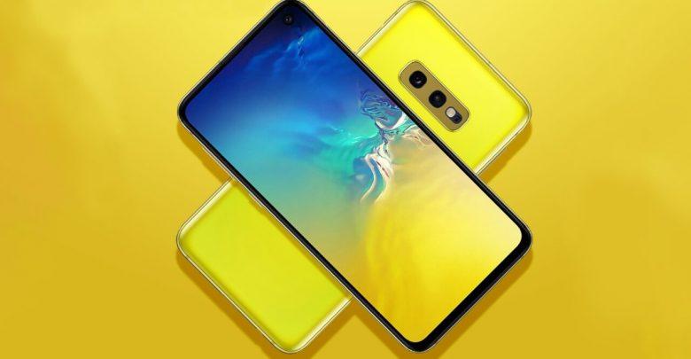Samsung Galaxy S10e Features
